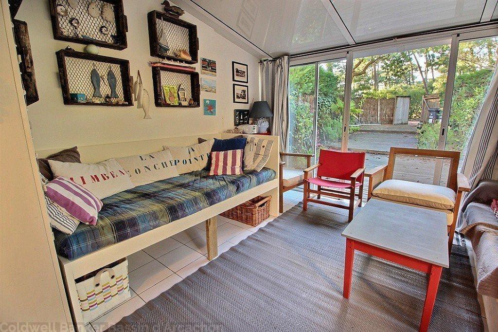 Acheter maison 4 chambres proche plage le mimbeau cap ferret