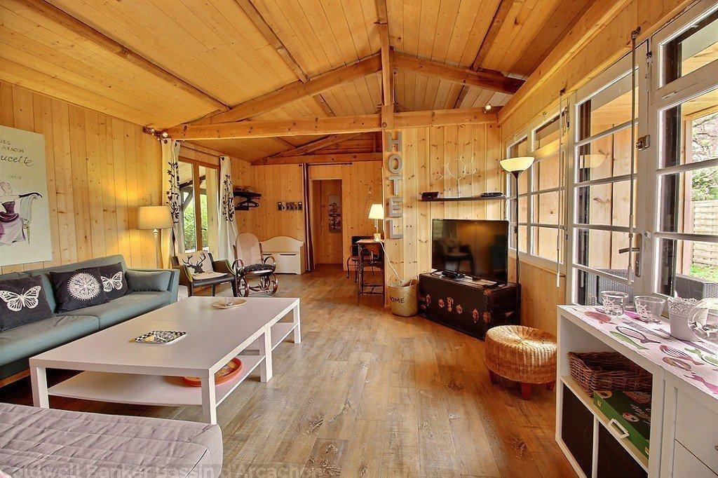 maison style cabane de pécheur a vendre claouey lege cap ferret