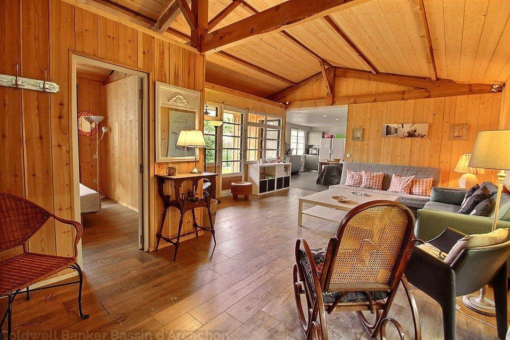 Achat maison style cabane de pécheur claouey lege cap ferret