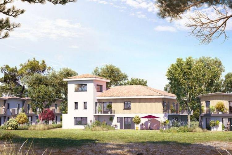 Appartement T3 avec jardin à vendre LA TESTE DE BUCH