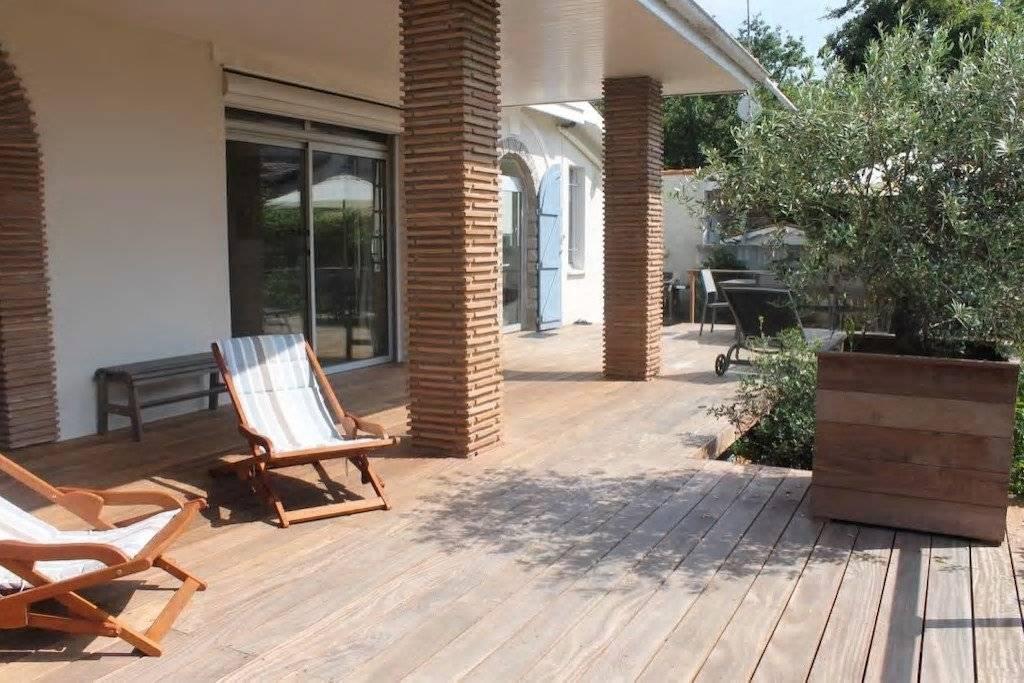 Maison à 50 m de la plage à vendre PYLA SUR MER CERCLE DE VOILE