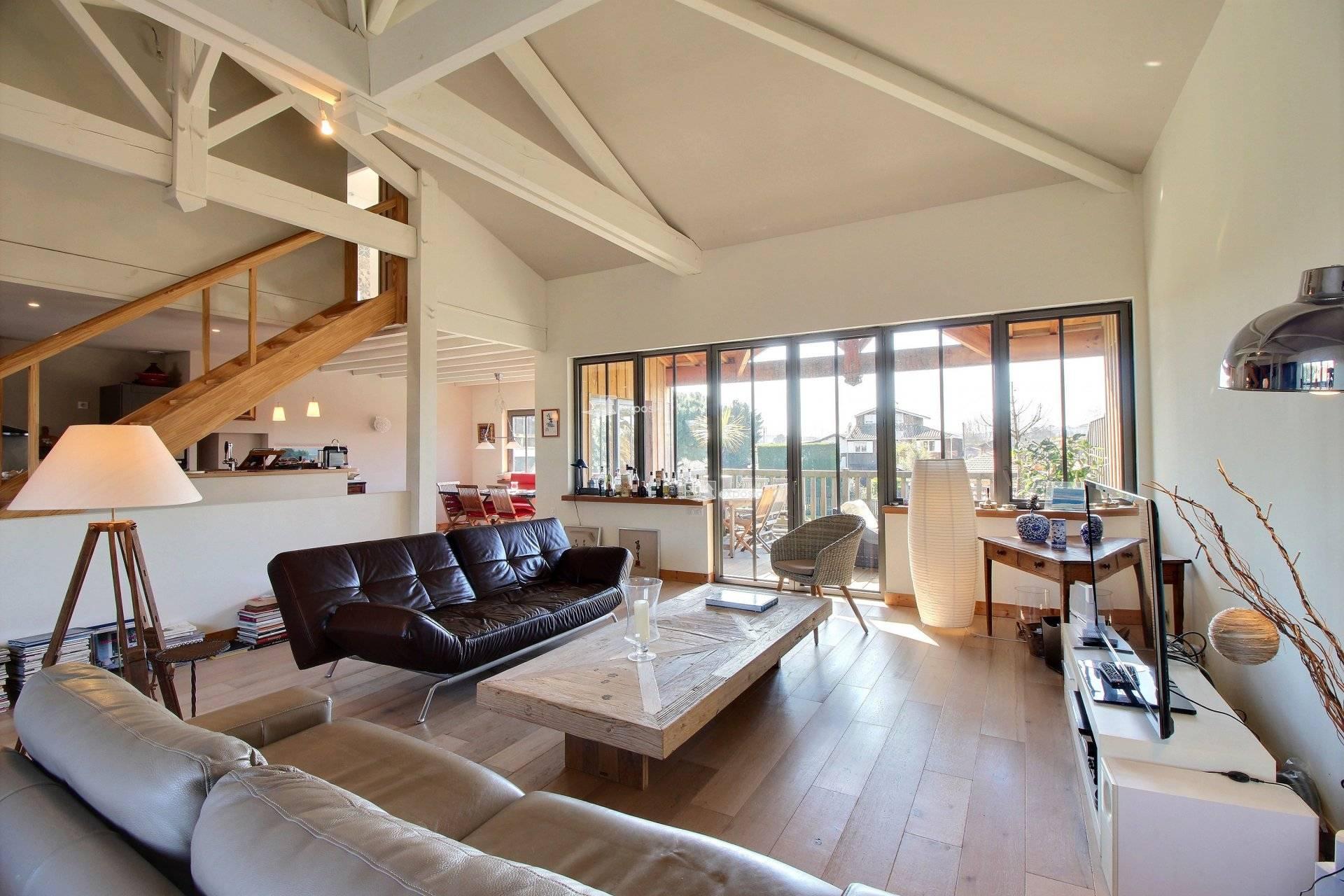 Acheter villa à ossature bois Bassin d'Arcachon