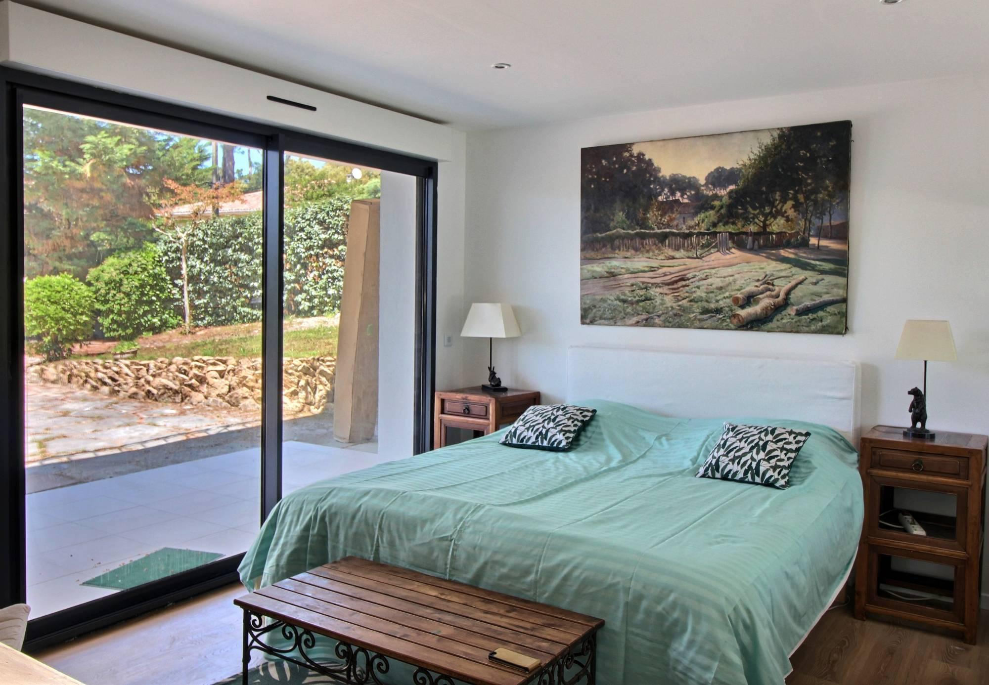 Location villa 5 chambres - 10 personnes - avec piscine PYLA SUR MER