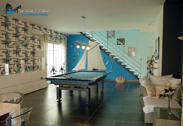grande villa de standing à la vente  proche port de plaisance Arcachon