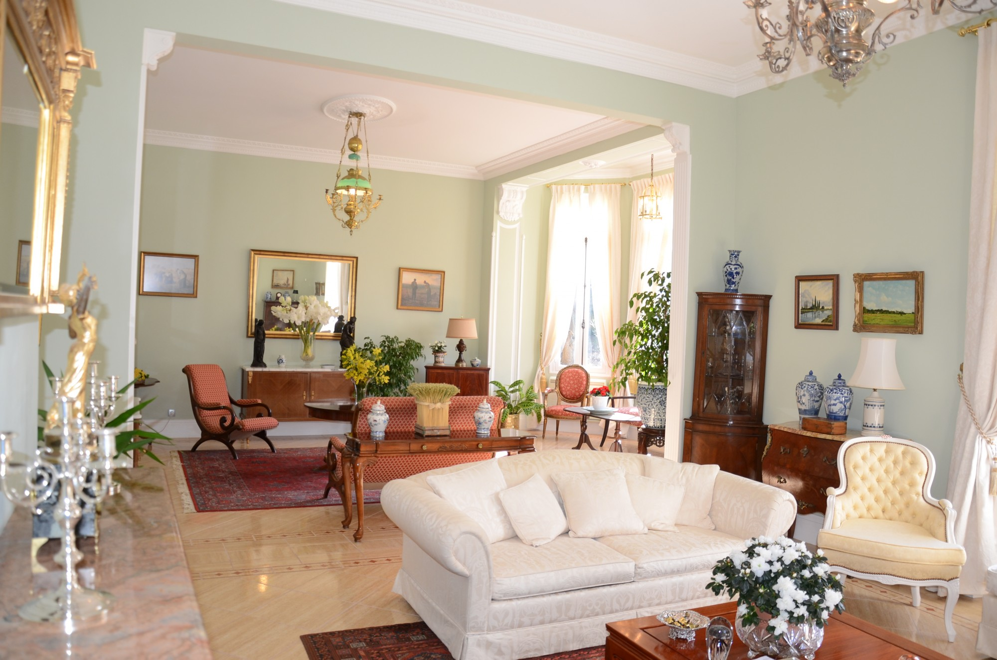 demeure familiale à la vente 7 chambres ville d'hiver Arcachon