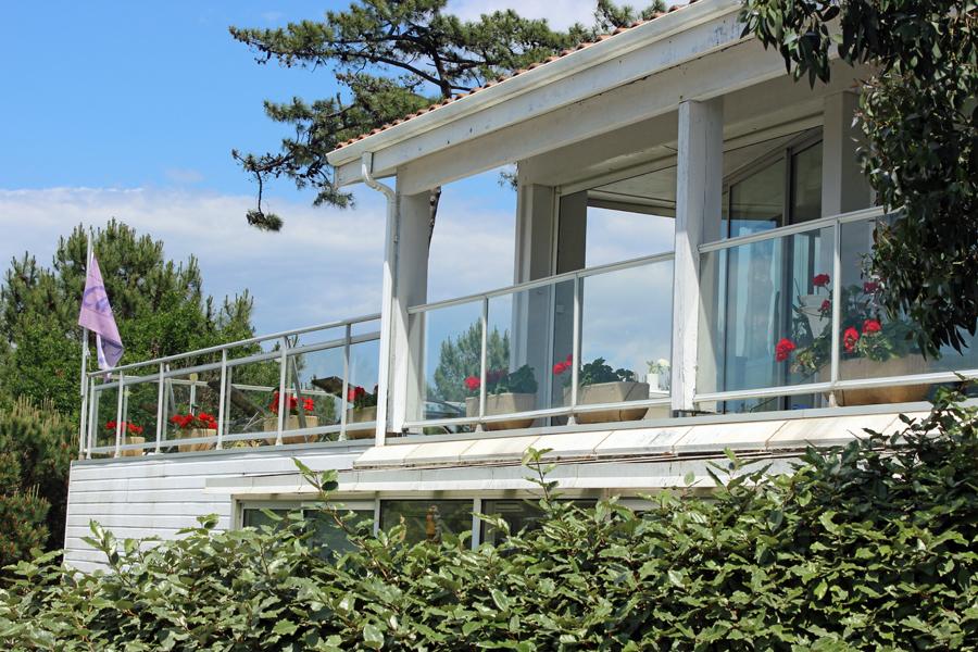 Acheter belle villa d 39 architecte vue bassin d 39 arcachon for Architecte arcachon