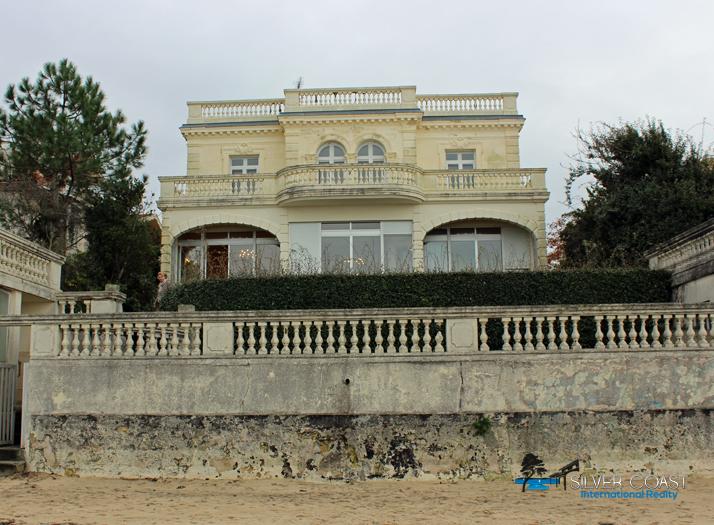 villa de luxe en vente bord de bassin Arcachon