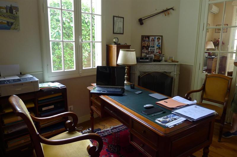 bureau d'une villa Arcachonnaise