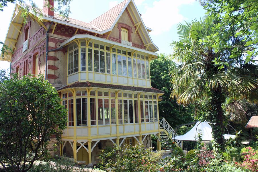 Vente maison villa arcachon ville d 39 hiver proche des for Arcachon location maison