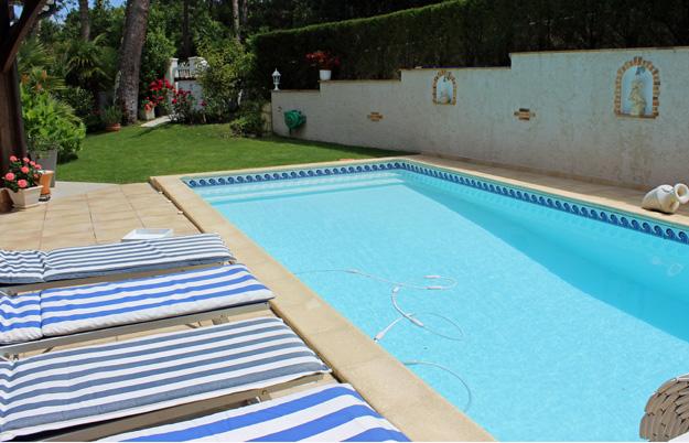 piscine moderne villa pyla sur mer