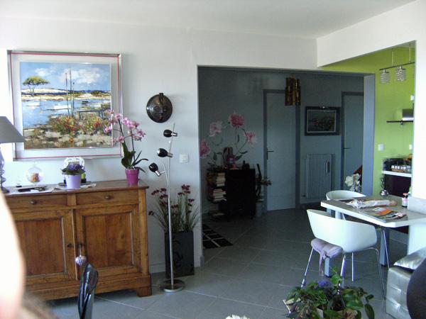 vente appartement t3 f3 arcachon ville d 39 automne vue panoramique sur le bassin coldwell banker. Black Bedroom Furniture Sets. Home Design Ideas