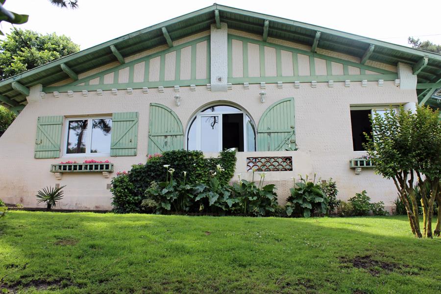 villa de standing avec nombreuses chambres proche Arcachon