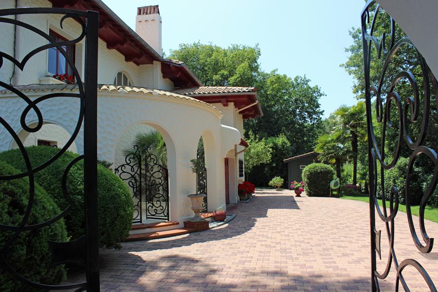Villa a vendre style mauresque Arcachon