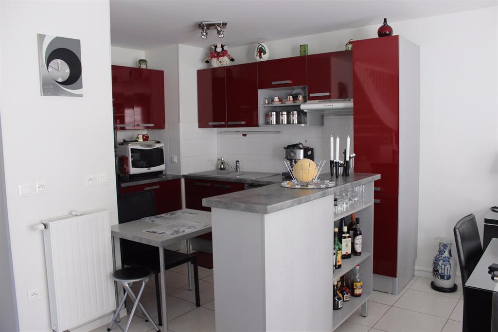 achat maison moderne avec cuisine américaine arcachon ville d'automne