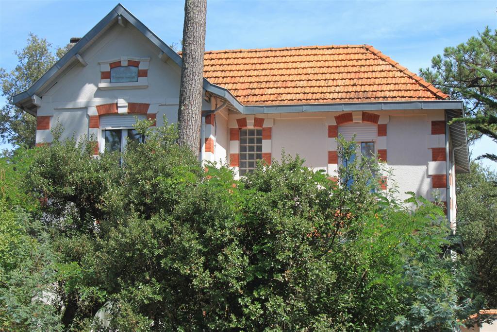 achat villa arcachonnaise 4 chambres avec piscine Pyla sur mer