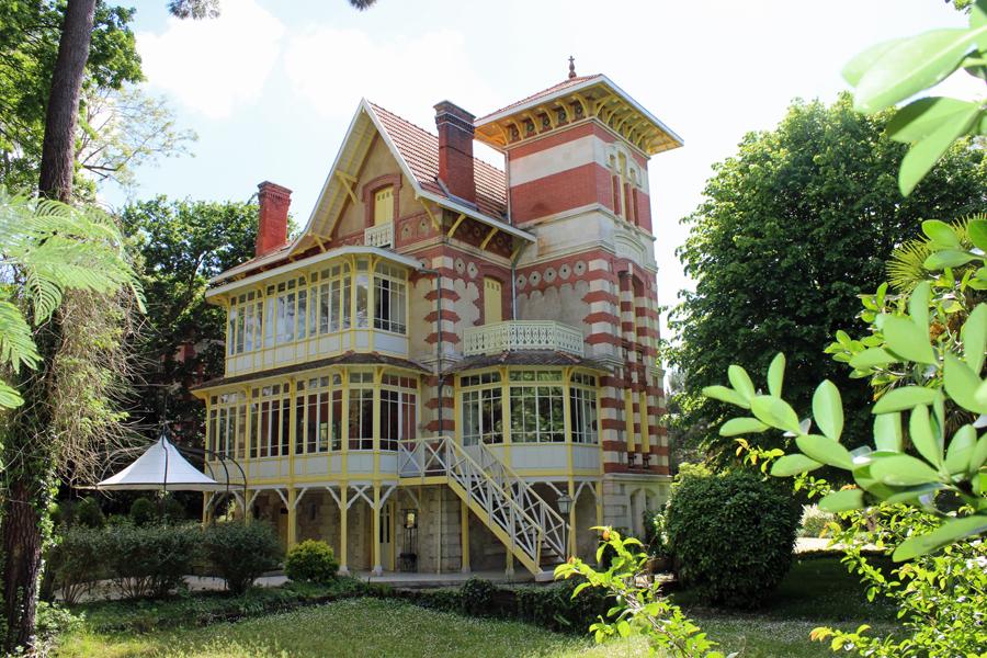 Vente maison villa arcachon ville d 39 hiver arcachonnaise - Maison bassin d arcachon location nice ...
