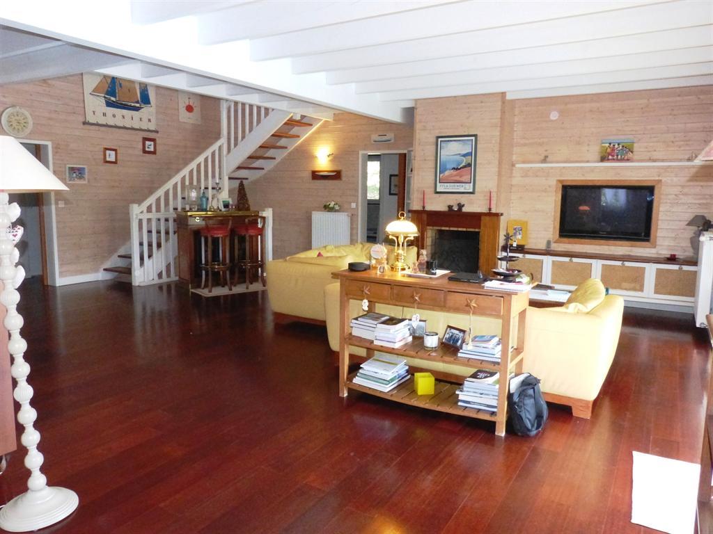 villa arcachonnaise ossature bois à vendre
