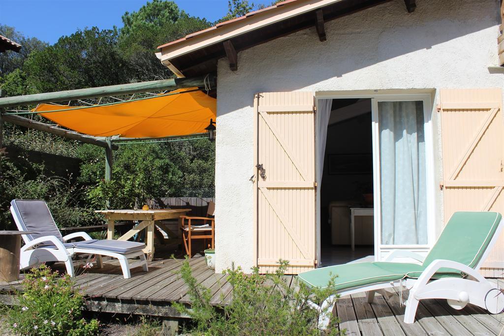 achat villa 3 chambres avec jardin Pyla sur Mer