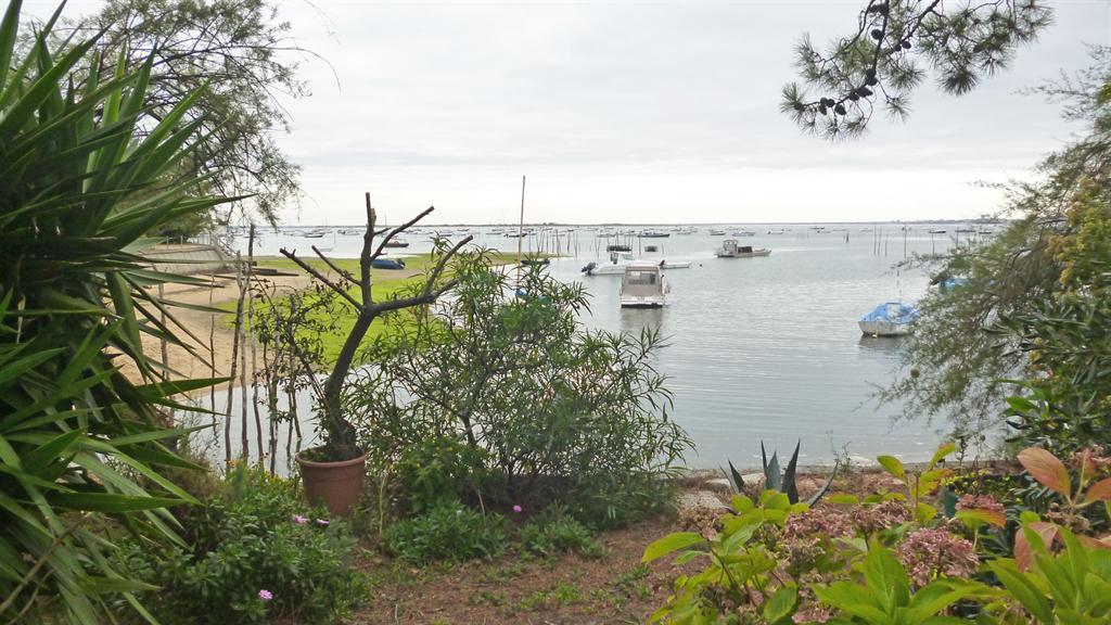recherche villa standing à acheter vue panoramique sur bassin Lège cap ferret