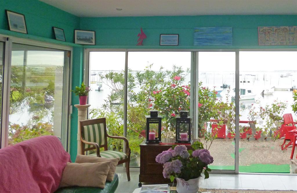 vente villa de luxe familiale sur presqu'île du Cap Ferret