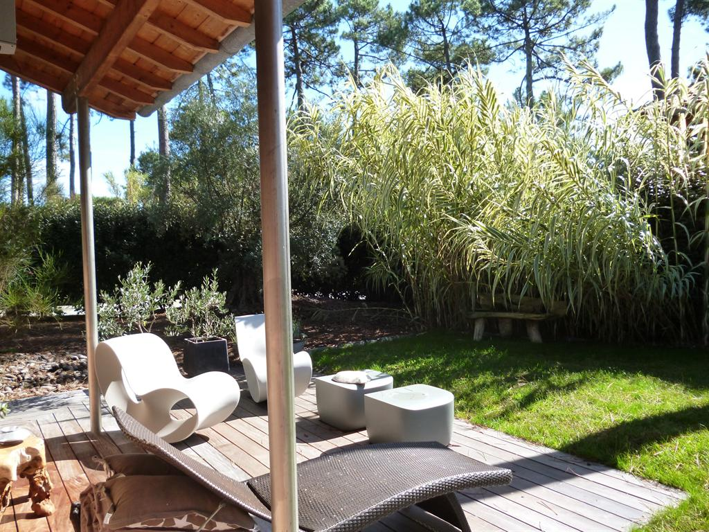 achat villa familiale 4 chambres avec jardin Bassin Arcachon