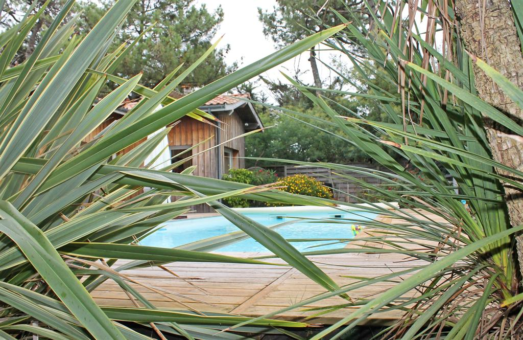 villa avec piscine à vendre cap ferret