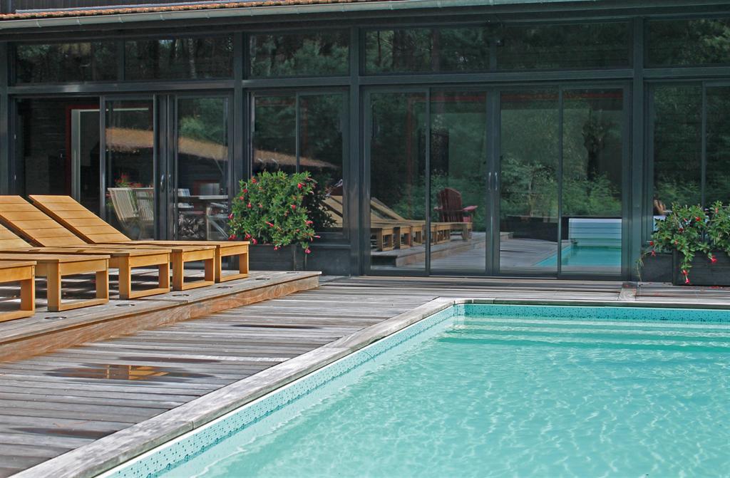 villa de standing contemporaine à vendre pointe du Cap ferret
