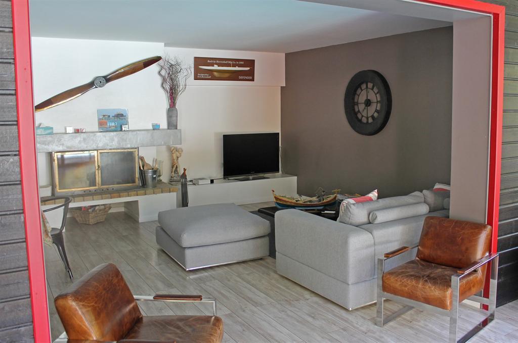 grande villa de vacances à vendre quartier calme Cap Ferret