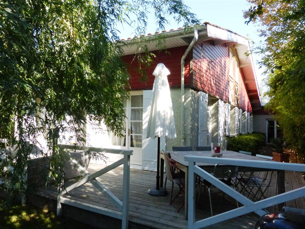 acheter belle villa rénovée teste de buch