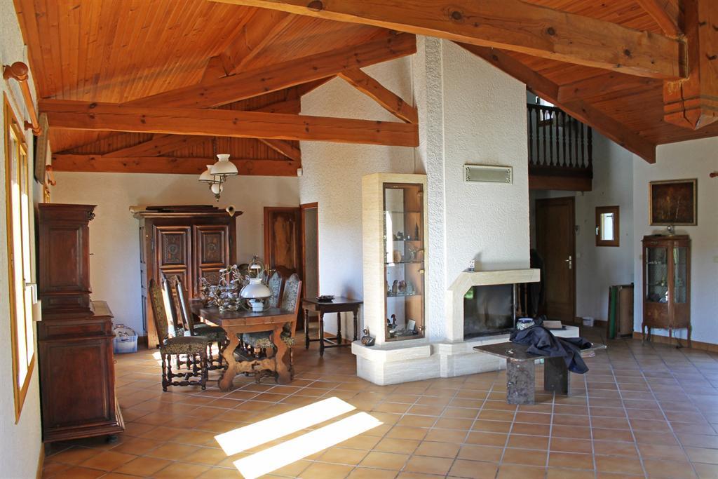Villa architecte jardin paysagé