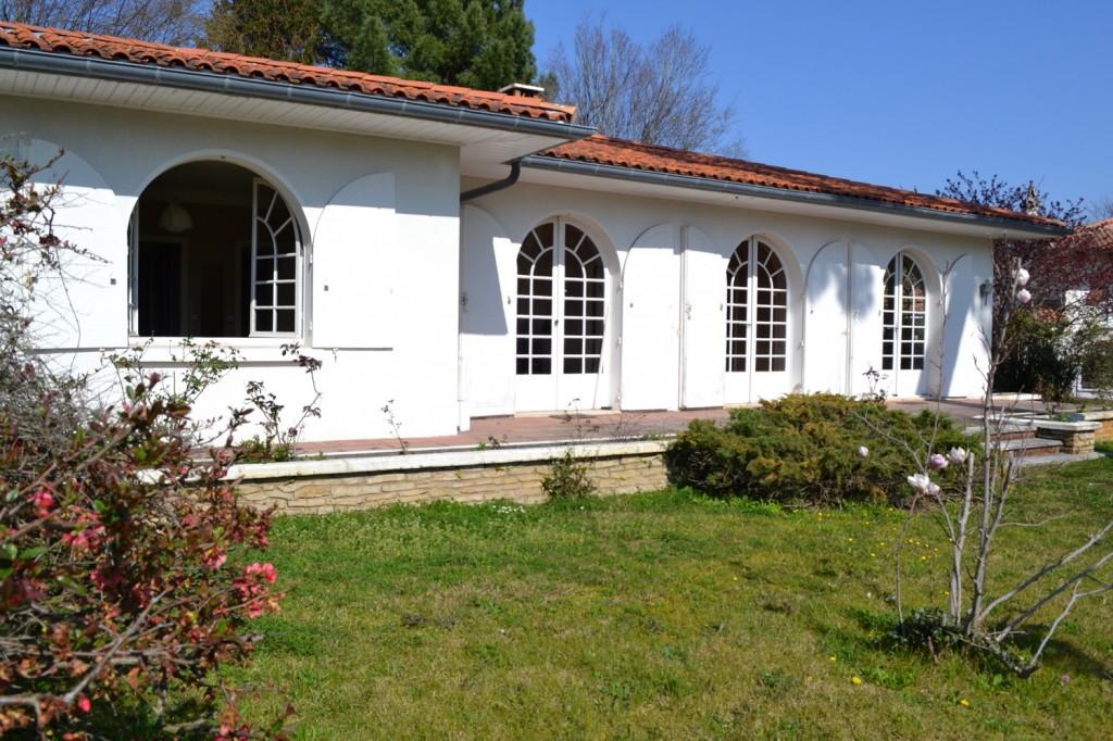 vente maison au calme Arcachon pereire