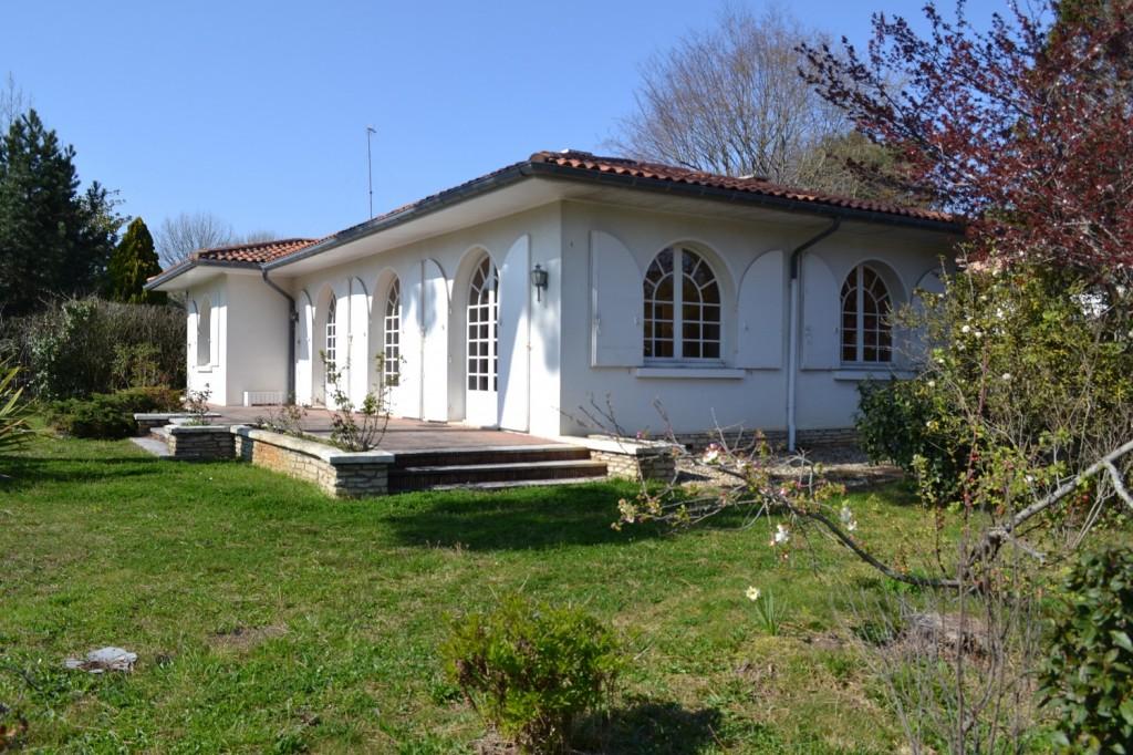 achat maison avec grand jardin quartier pereire Bassin Arcachon