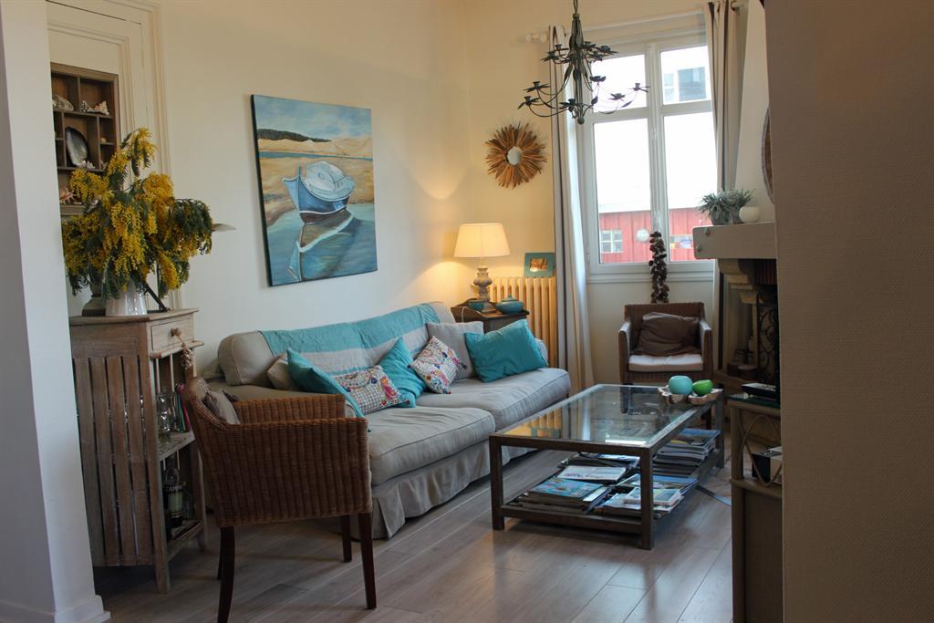 recherche villa style Arcachonnaise à vendre centre Arcachon