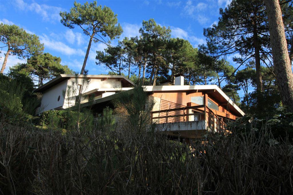 je souhaite acheter une villa d'architecte au pyla