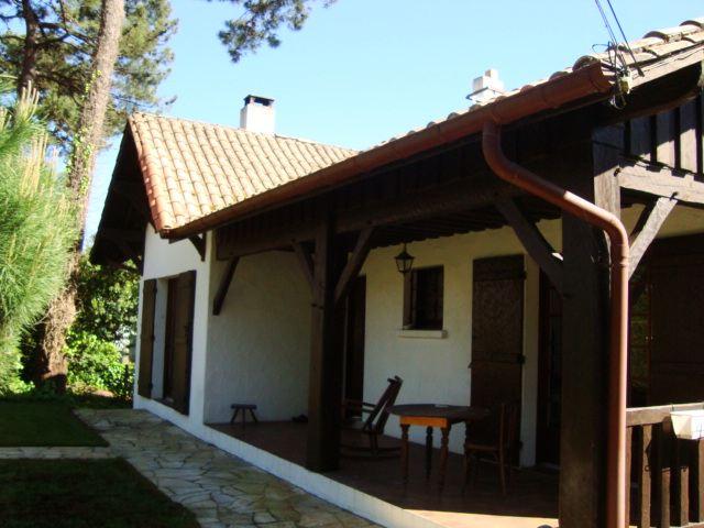 villa pour retrouvaille avec la famille au bassin