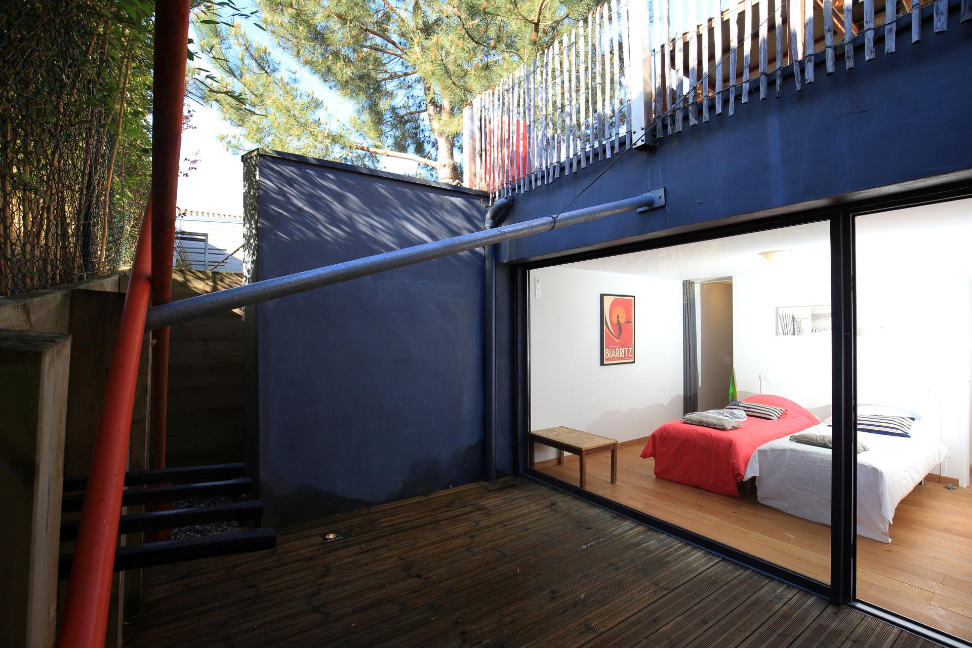 vente maison villa landes messanges cote landaise villa. Black Bedroom Furniture Sets. Home Design Ideas