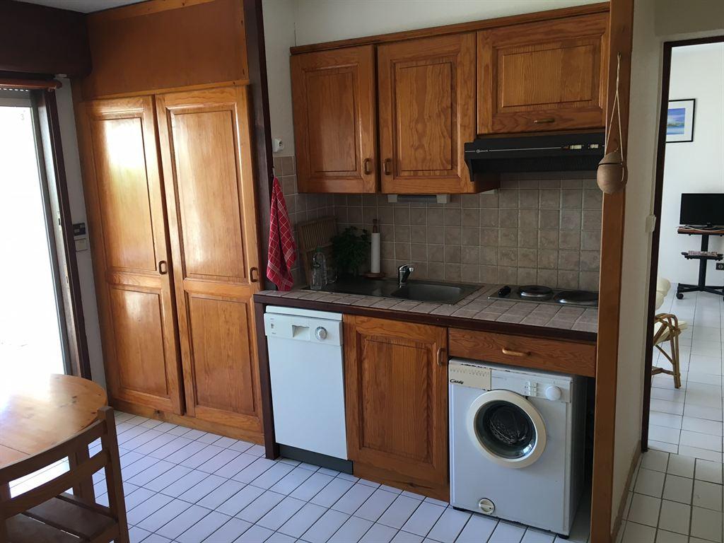 Appartement avec terrasse et vue bassin à vendre CAP FERRET LE MIMBEAU