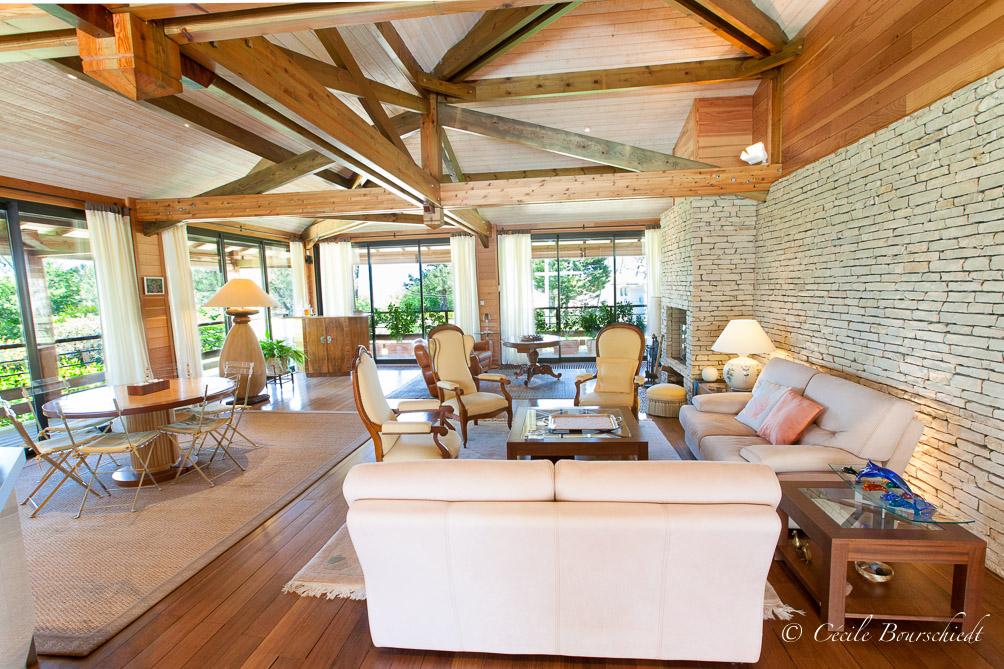 achat villa pour vacances familiales Bassin Arcachon