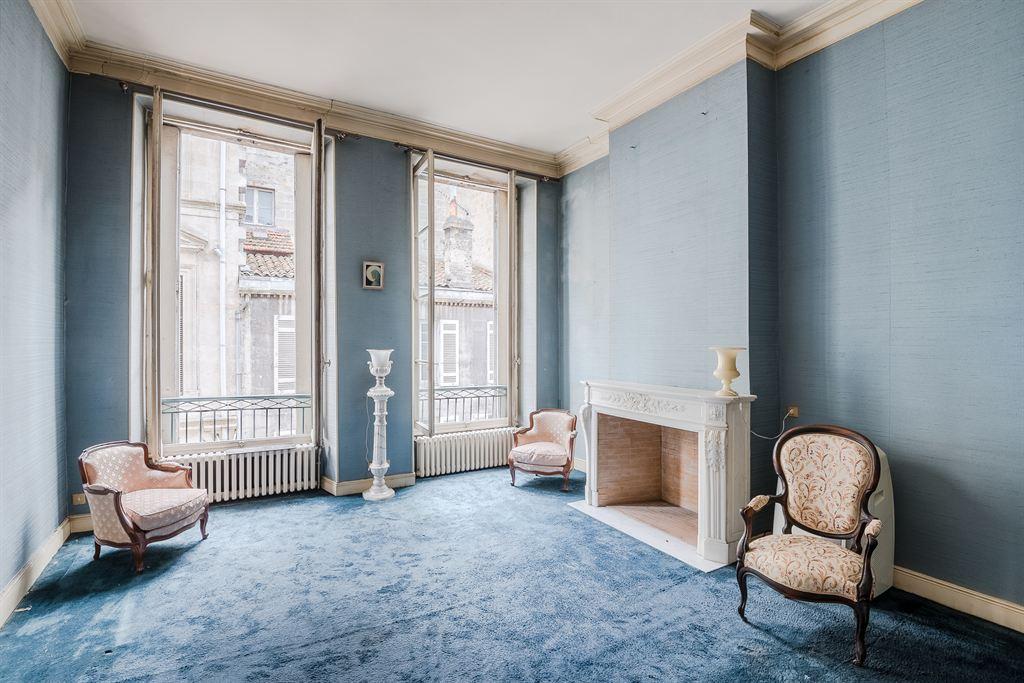 Appartement ancien duplex a vendre Bordeaux Centre ville