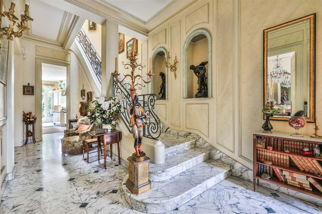 Vente maison villa bordeaux centre ville maison bourgeoise second empire coldwell banker - Belles maisons bordeaux ...