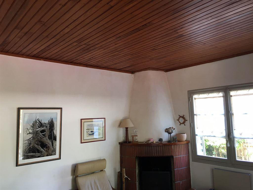 Belle villa de plain pied entre bassin et océan à vendre CAP FERRET SEMAPHORE