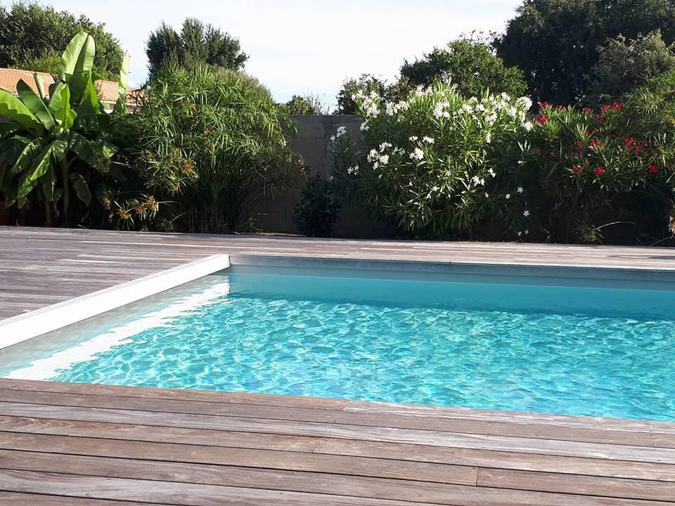 Vente villa contemporaine 4 chambres avec piscine GUJAN-MESTRAS