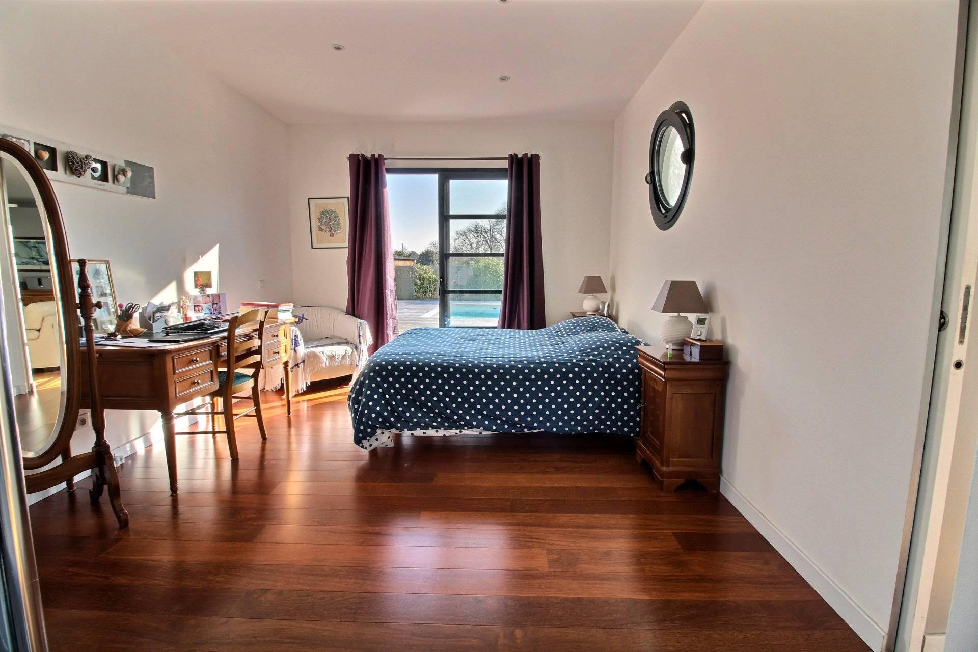 Acheter villa contemporaine 4 chambres avec piscine GUJAN-MESTRAS