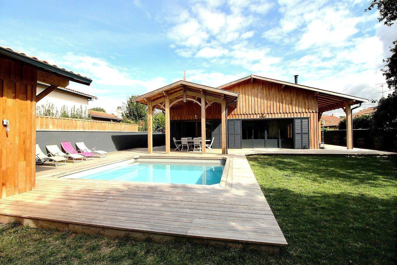 6713ea439f3c7a Superbe villa coup de coeur 5 chambres à vendre GUJAN MESTRAS LA ...