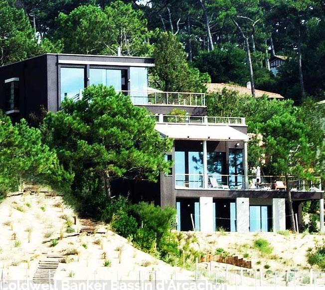 les plus belles villas à louer pour été Bassin Arcachon
