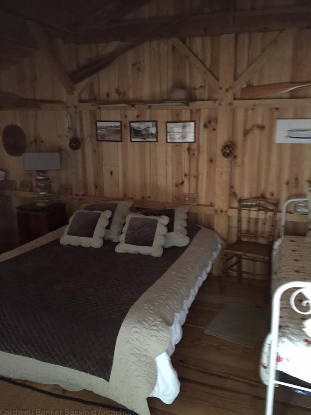 Villa de charme familiale à louer cet été au cap-ferret
