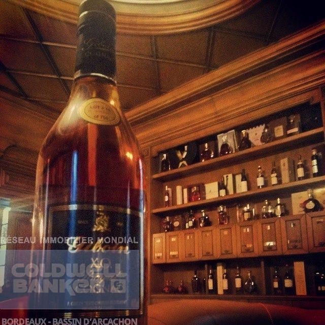 château à vendre dans vignobles de la Grande Champagne Cognac