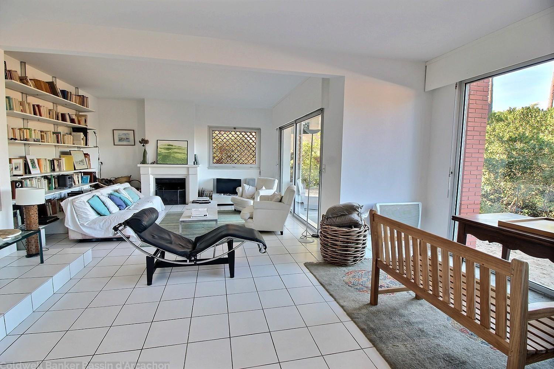 Location villa 5 chambres - 10 personnes - Vue bassin PYLA SUR MER CORNICHE
