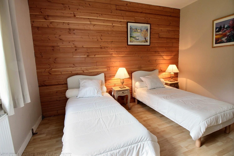 Location villa proche plage et commerces ARCACHON LE MOULLEAU