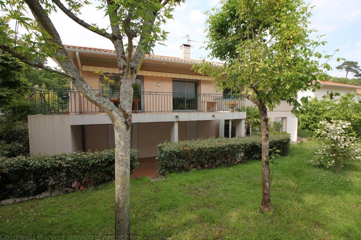 Location villa 6 chambres - 12 personnes - 200m de la plage ARCACHON PEREIRE